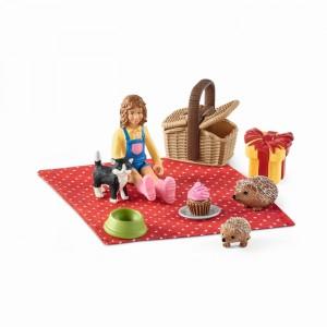 Пикник в день рождения Schleich 42426