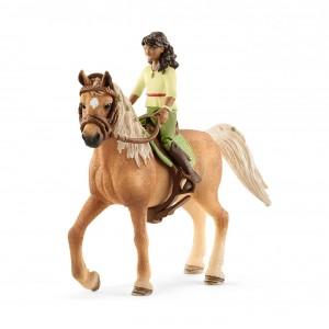 Всадница на лошади Schleich 42414