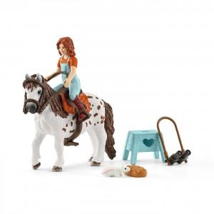 Всадница на пони Schleich 42518