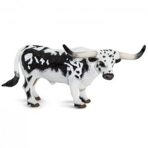 Техасский длиннорогий бык Safari Ltd 100261
