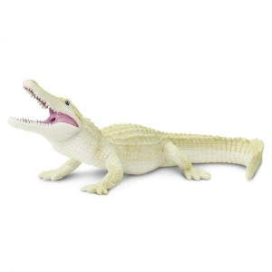 Белый аллигатор Safari Ltd 291929